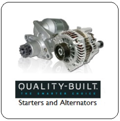 Learn more about Quality Built Alternators and Starters